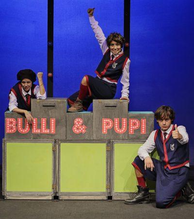 Bulli e Pupi Spettacolo