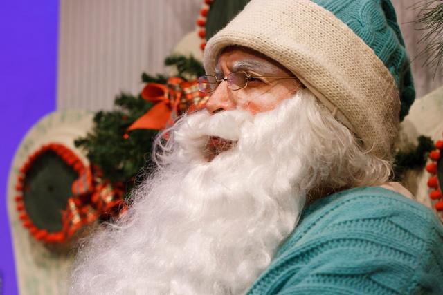 Babbo Natale eventi Roma