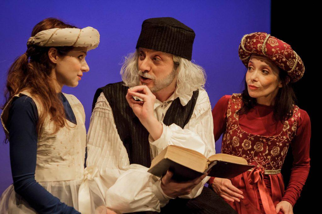 Shakespeare a teatro