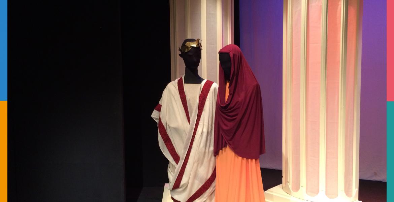 S.P.Q.R. Teatro Le Maschere Le Origini