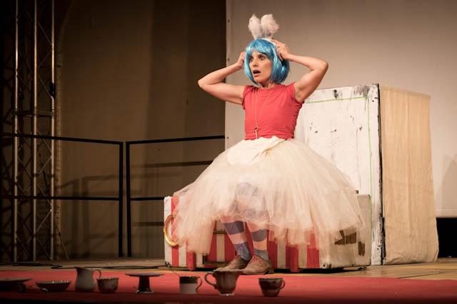 Alice spettacolo teatro per bambini