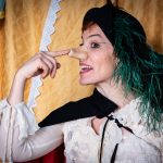CyranoCarla costumista Teatro Le Maschere