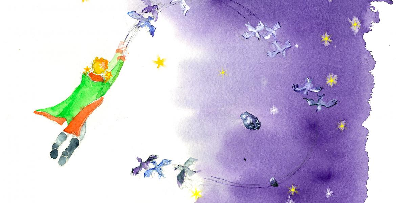 Il Piccolo Principe e il suo universo