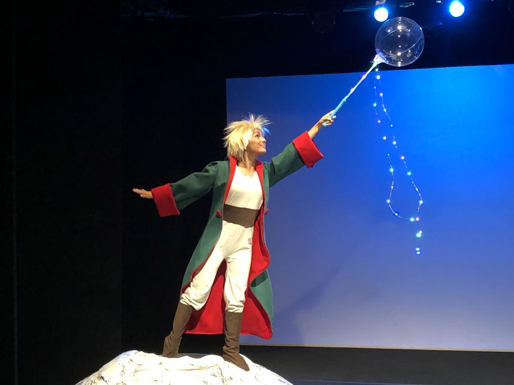 piccolo principe a teatro